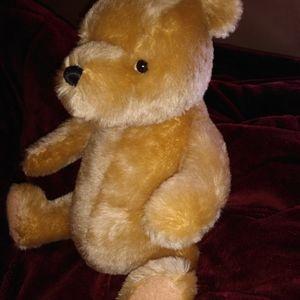 Winnie the Pooh real fur